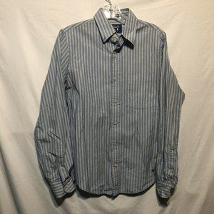 Abercrombie Mens Casual Button Down Shirt Size S